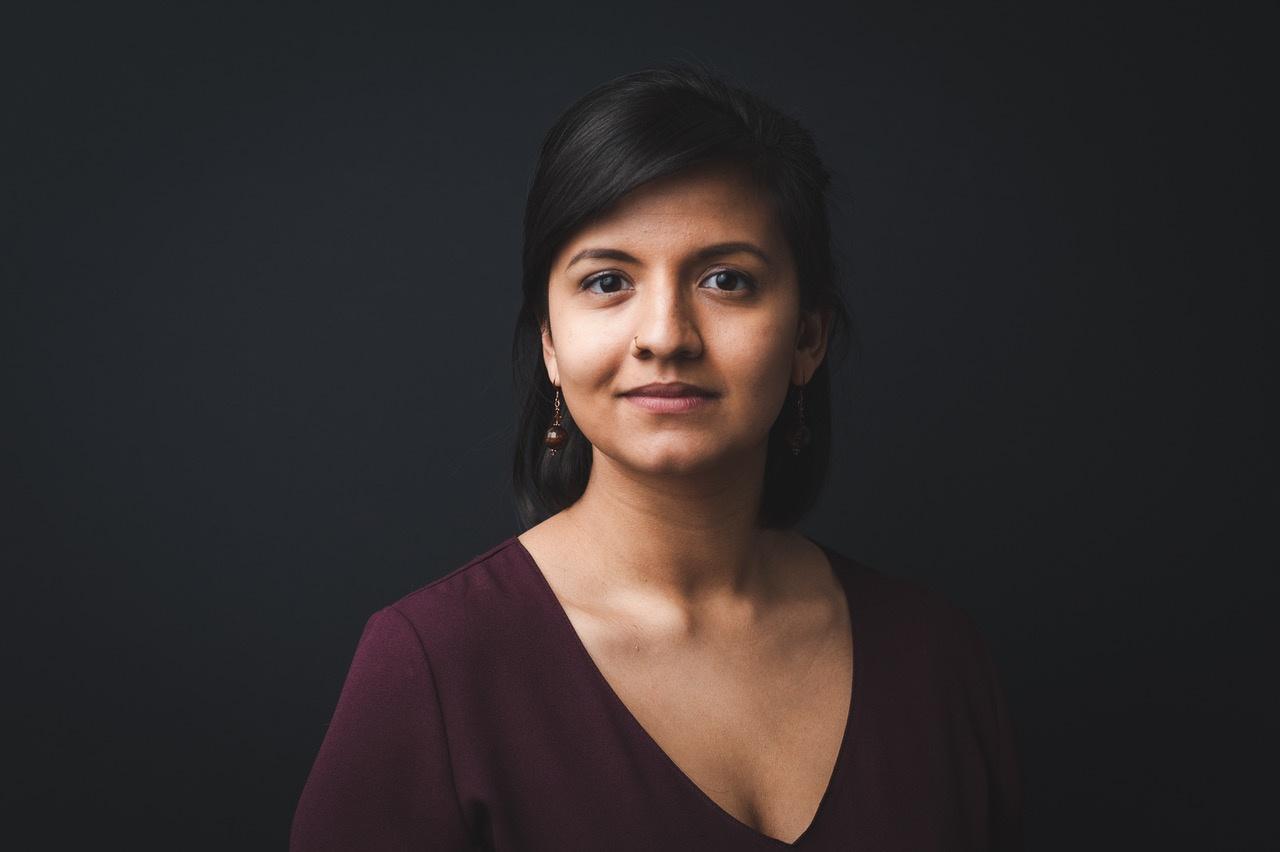 Shanti Gonzales, Assistant Director
