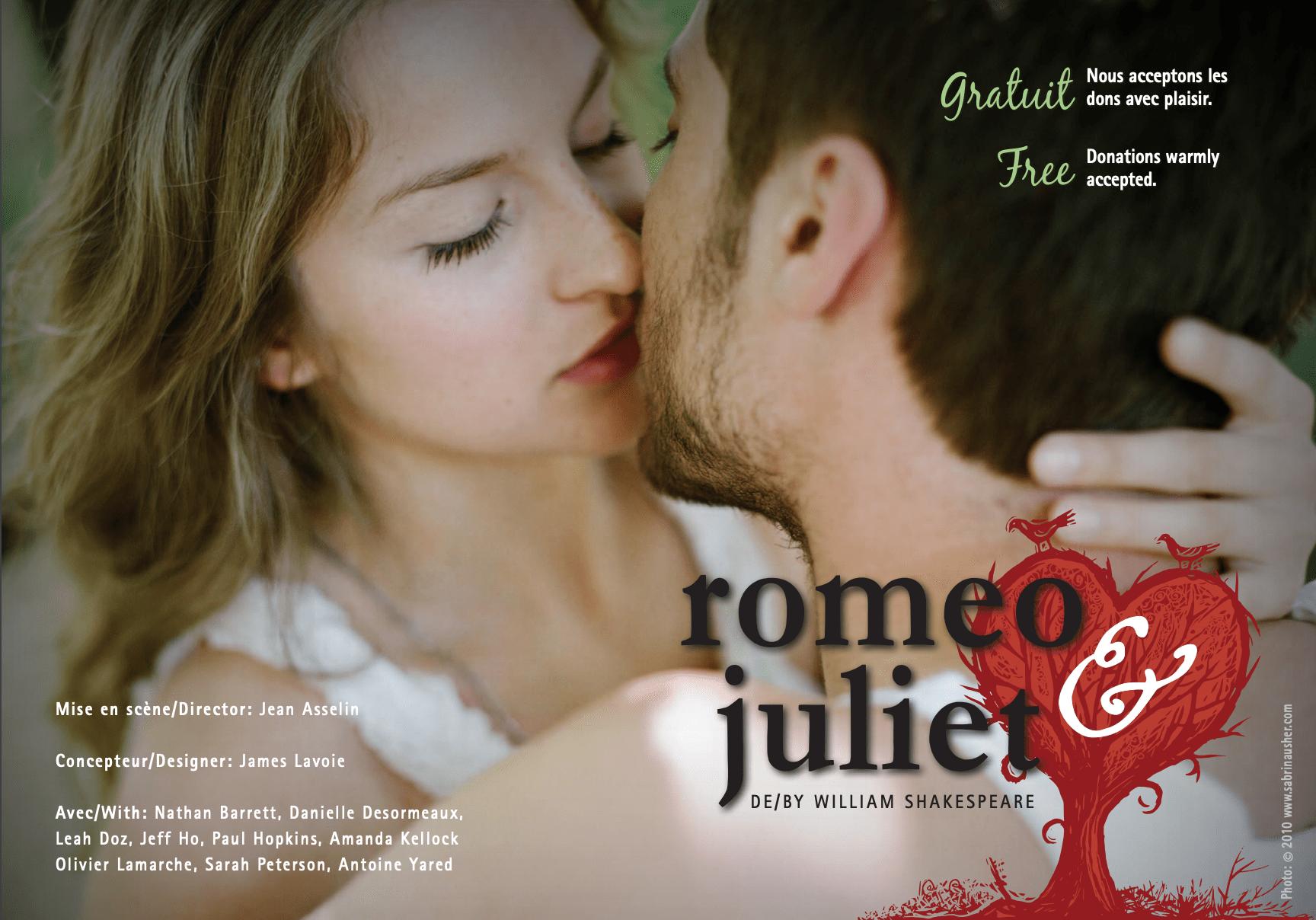 Romeo & Juliet 2010 Poster