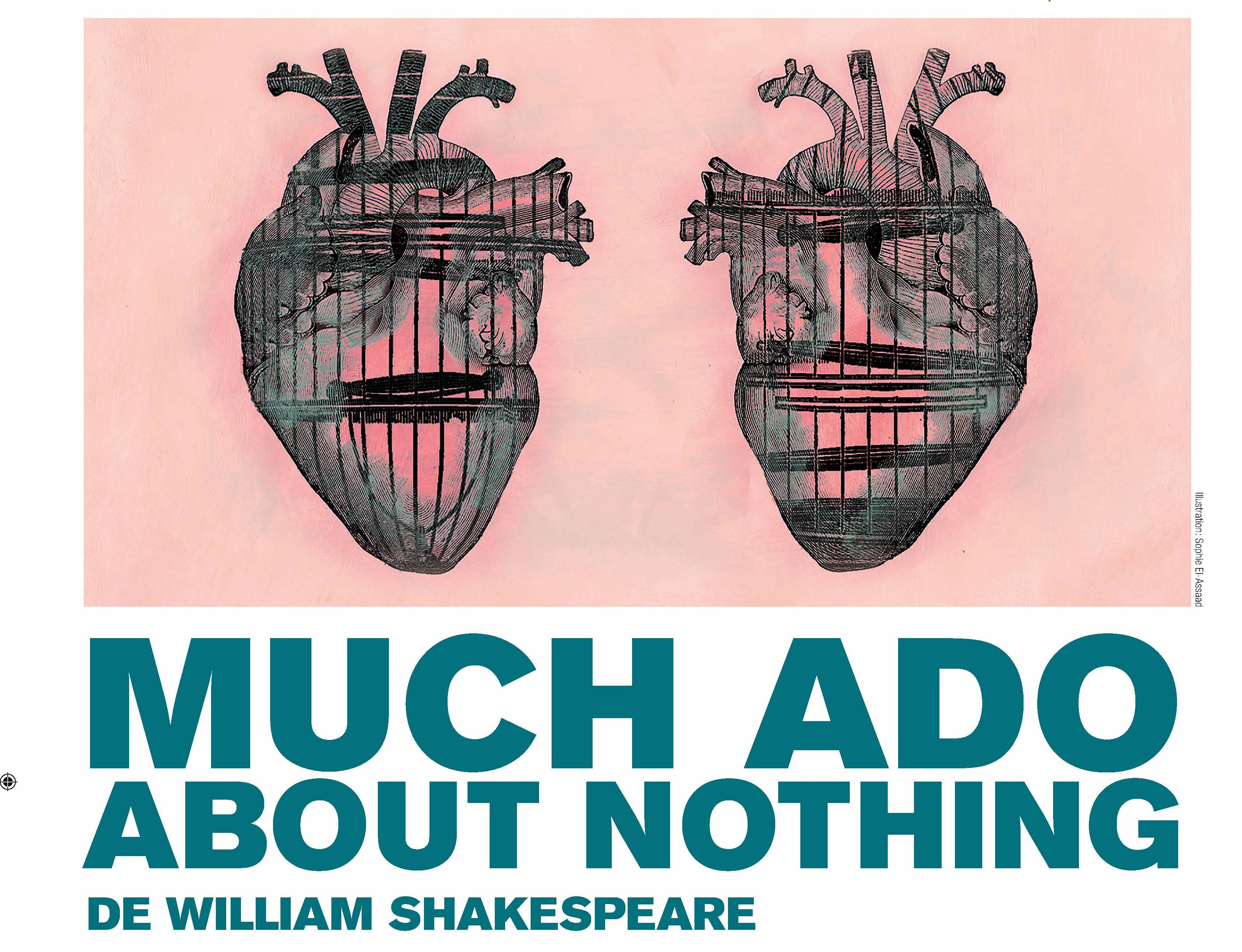 Much Ado About Nothing 2017 Poster