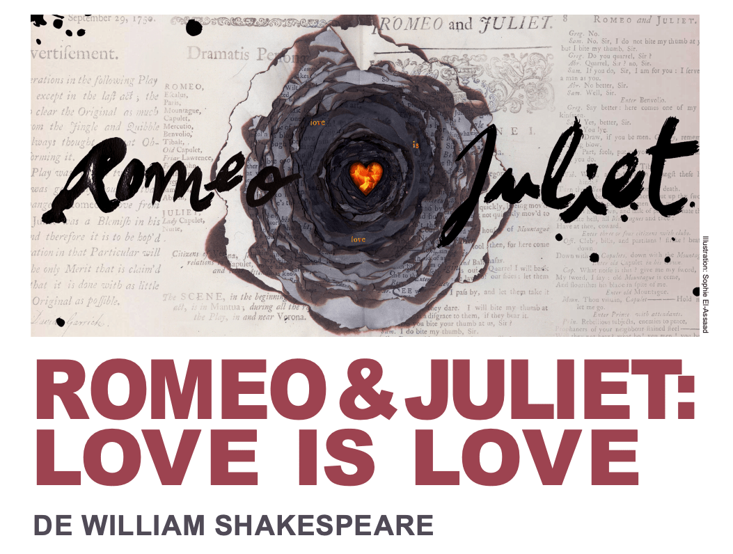 Romeo and Juliet Poster 2018