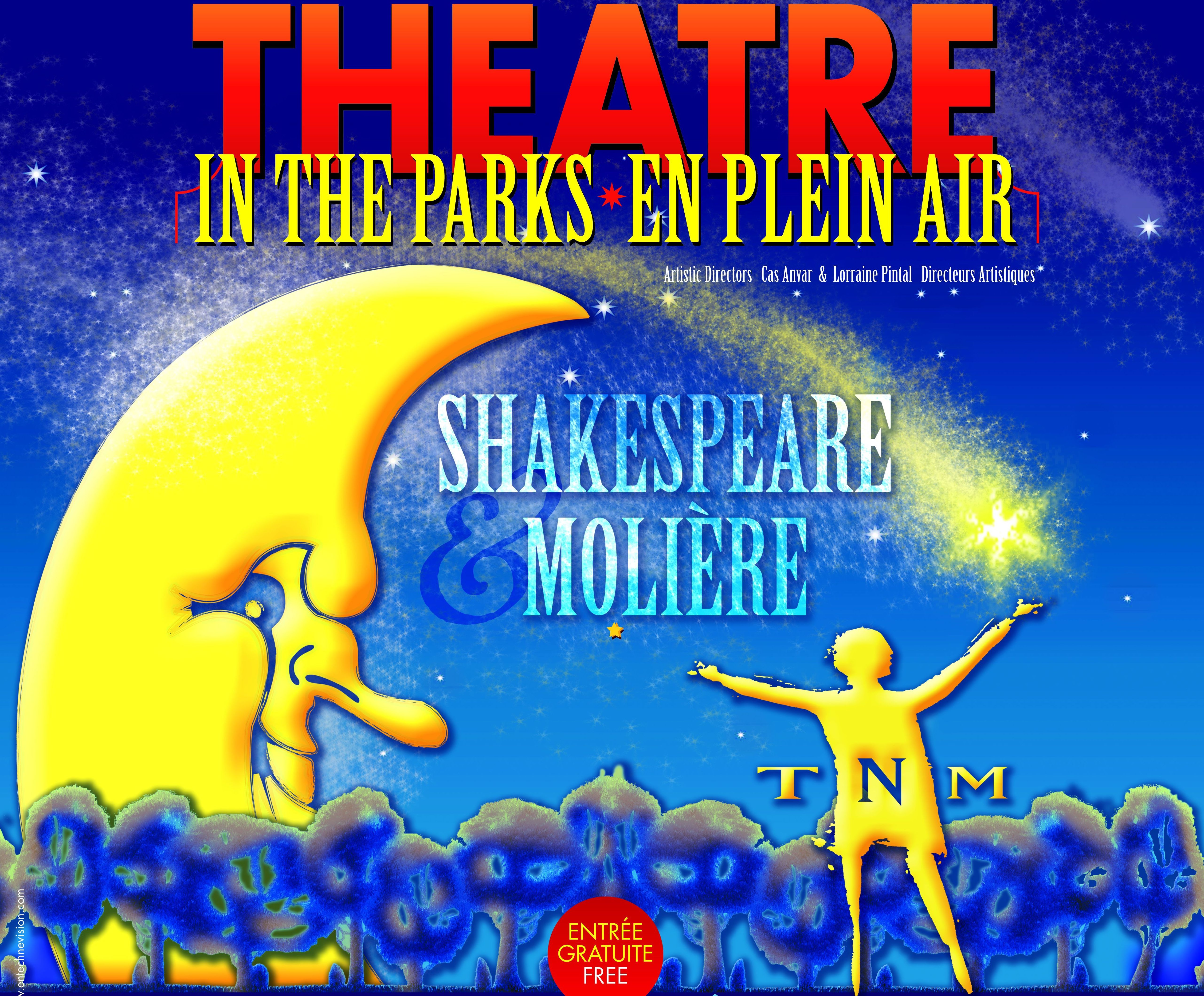 Shakespeare and Moliere 2005 Poster