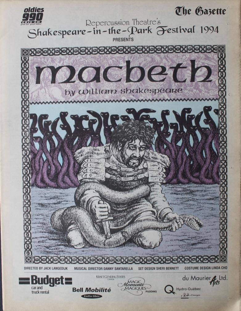 1994 Program Cover